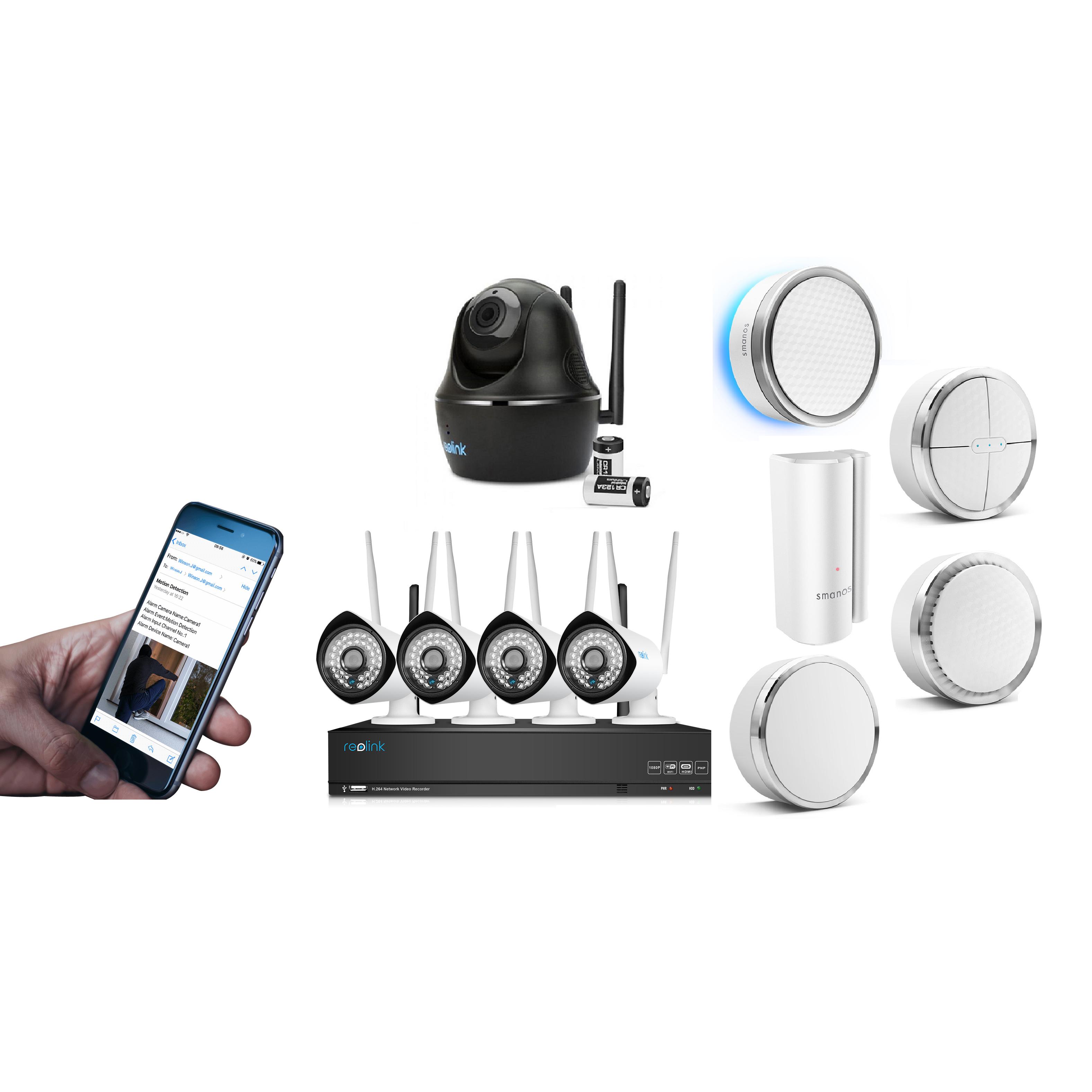 محصولات نظارتی امنیتی فوسکم
