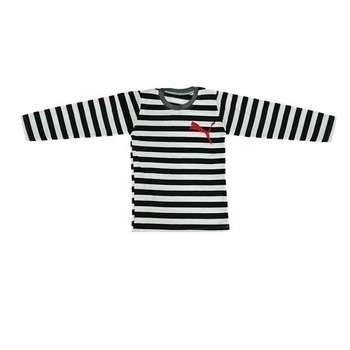 تی شرت آستین بلند پسرانه کد 555R