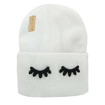 کلاه بافتنی زنانه ریوا مدل 15J01