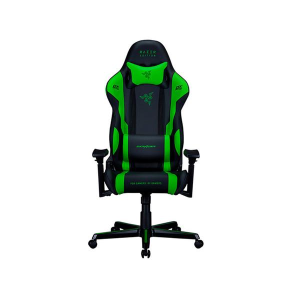 صندلی گیمینگ دی ایکس ریسر با طرح ریزر مدل GC-R188-NE