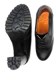 کفش زنانه آر اند دبلیو مدل 603 رنگ مشکی -  - 5