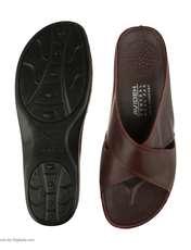 دمپایی زنانه کفش آویده کد av-0304505 رنگ زرشکی -  - 6