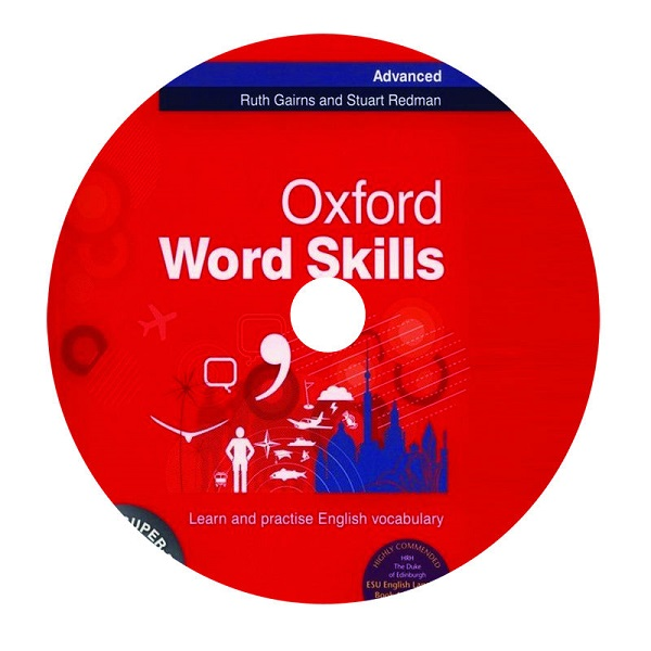 خرید                       کتاب Oxford Word Skills Advanced اثر  Ruth Gairns and Stuart Redman انتشارات Oxford