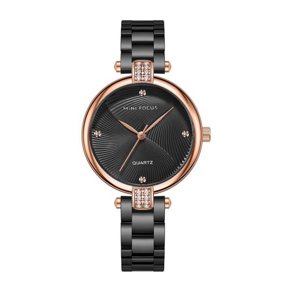 ساعت مچی عقربه ای زنانه مینی فوکوس مدل MF0310L.05