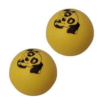 اسباب بازی سگ و گربه مدل توپ کد 2013 بسته 2 عددی