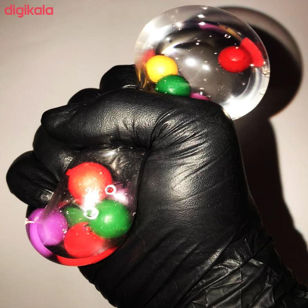 فیجت ضد استرس مدل توپ رنگی main 1 2