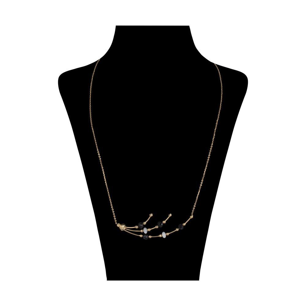 گردنبند طلا 18 عیار زنانه سیودو مدل 146427