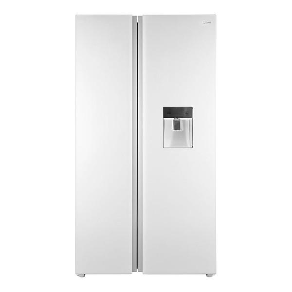 یخچال و فریزر ساید بای ساید جی پلاس مدل GSS-K725
