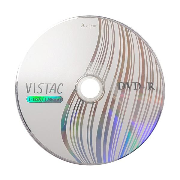 بررسی و {خرید با تخفیف} دی وی دی خام ویستک مدل VI بسته 4 عددی اصل