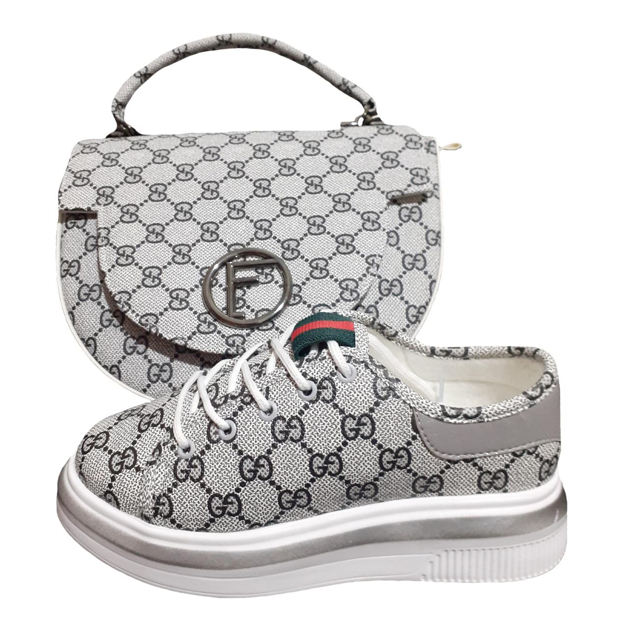 ست کیف و کفش زنانه مدل 101