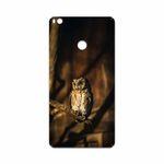 برچسب پوششی ماهوت مدل Owl مناسب برای گوشی موبایل شیائومی Mi Max 2