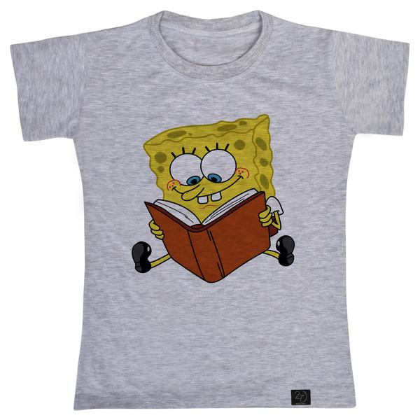 تی شرت پسرانه 27 طرح باب اسفنجی کد V01