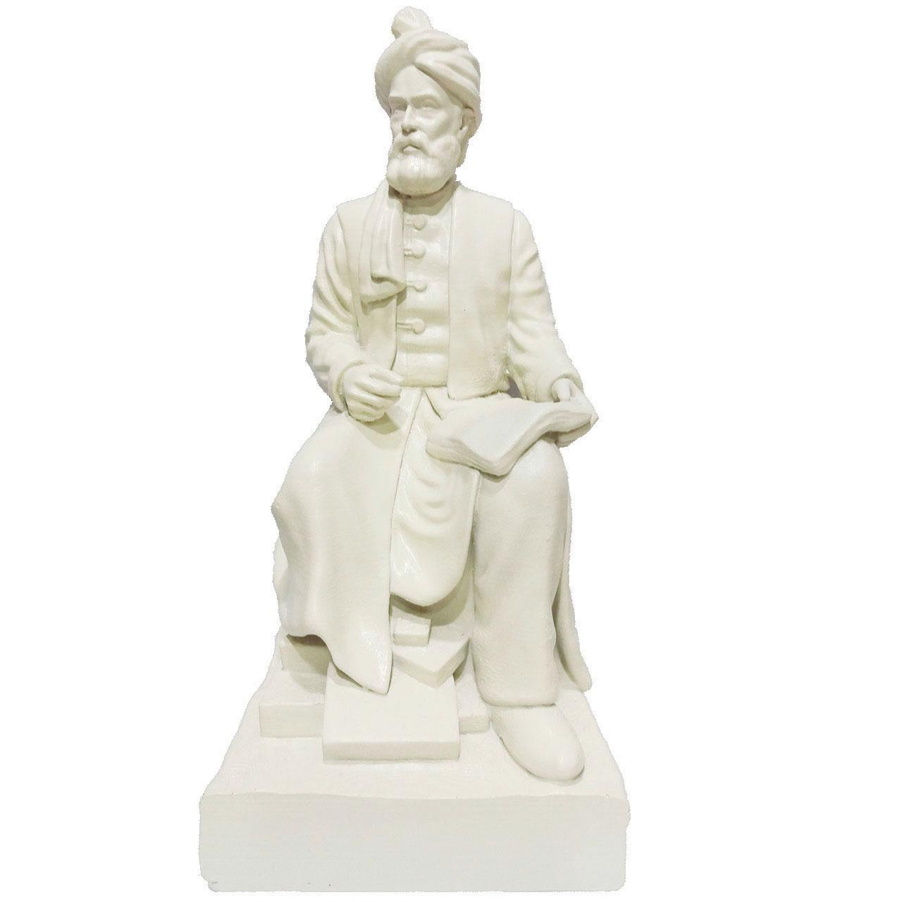 خرید                      مجسمه مدل حکیم ابوالقاسم فردوسی کد N4