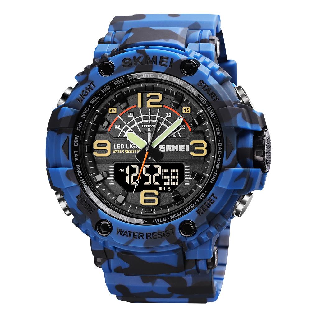 ساعت مچی  مردانه اسکمی مدل 1617A              اصل