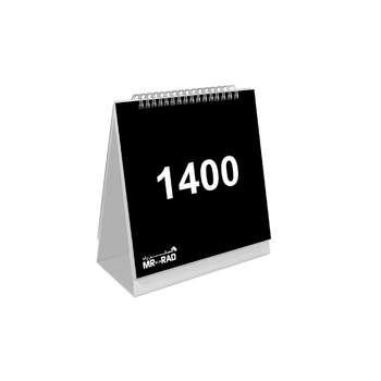 تقویم رومیزی سال 1400 مستر راد مدل 2021 کد 1197
