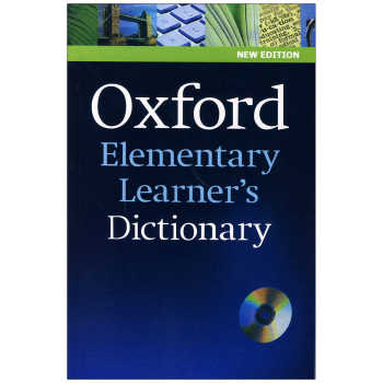 کتاب Oxford Elementary Learners Dictionary اثر جمعی از نویسندگان نشر Oxford