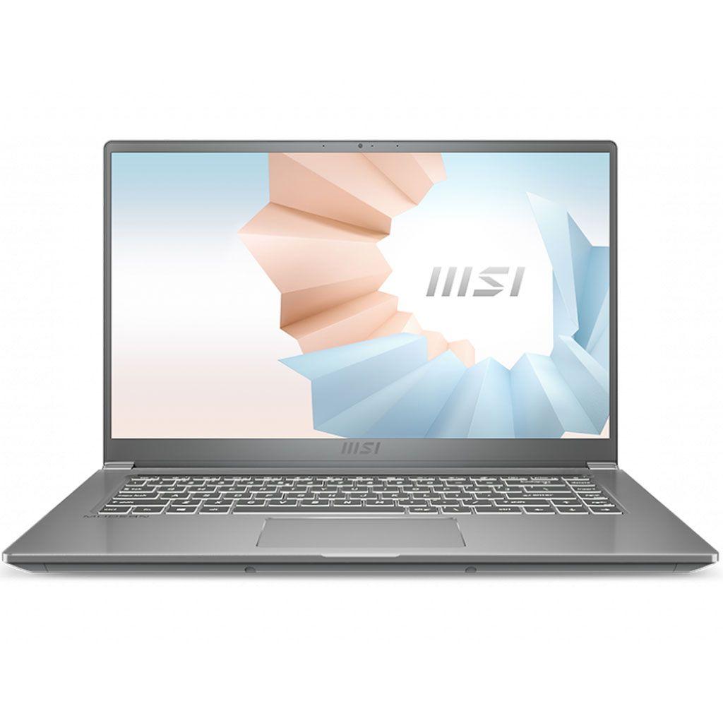 لپ تاپ ۱۵.۶ اینچی ام اس آی مدل MODERN 15-E A10RBS