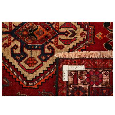 فرش دستبافت سه  متری مدل شیراز ایلیاتی کد 503492