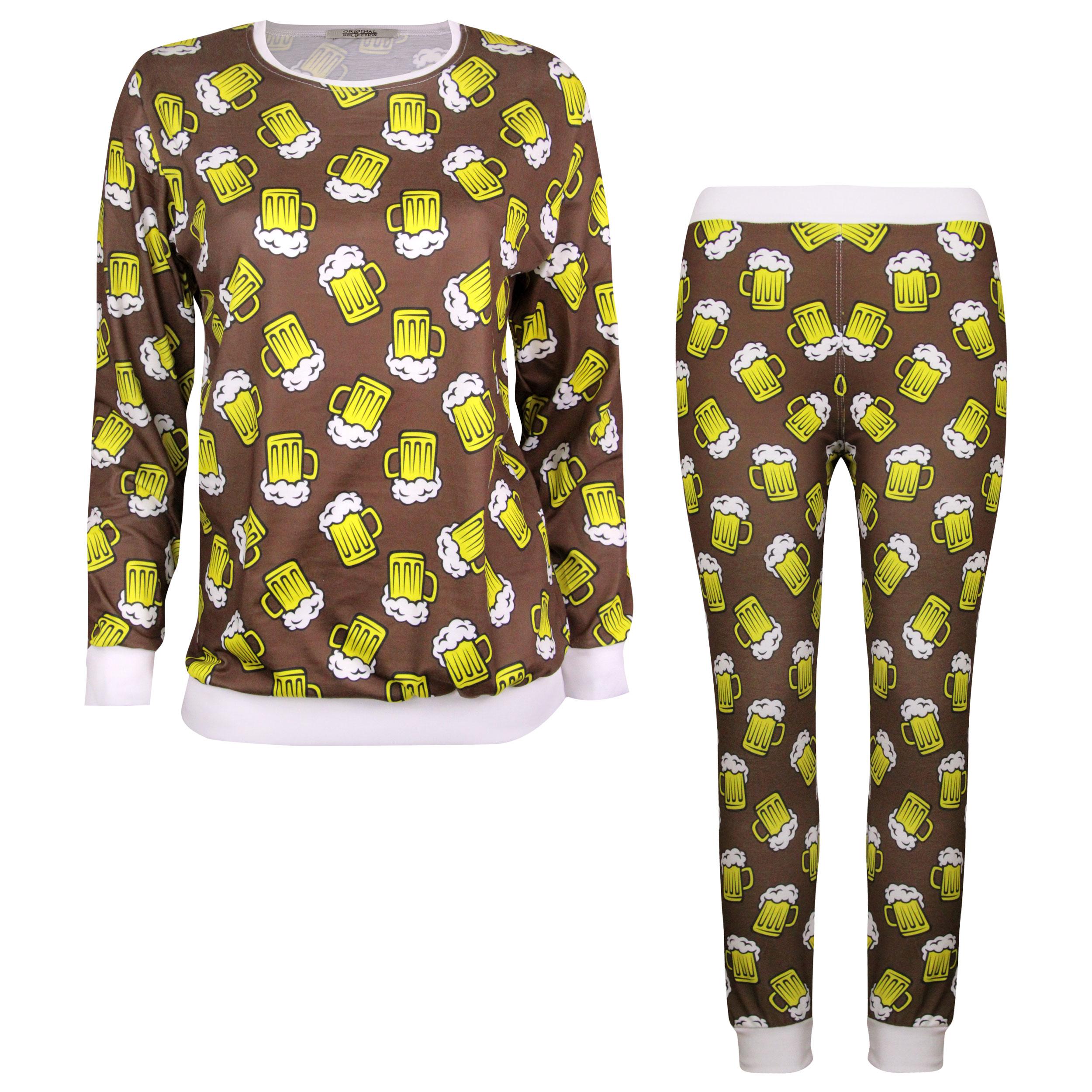 ست تی شرت و شلوار زنانه ماییلدا مدل 3587-2 thumb