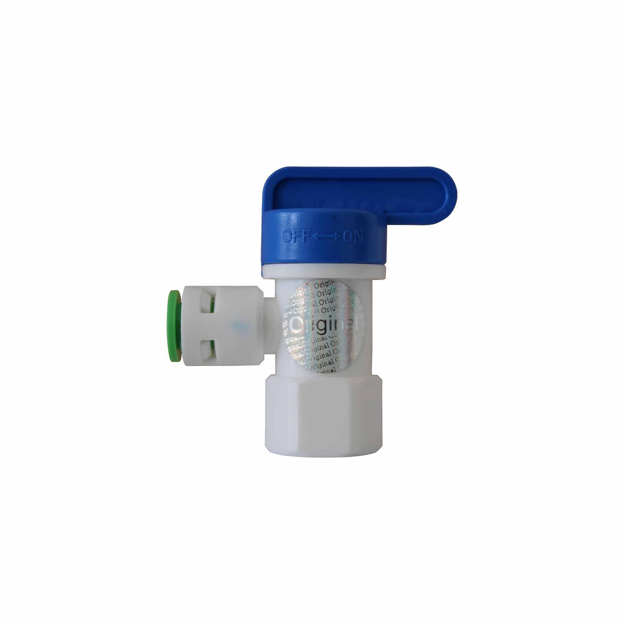 قیمت                                      شیر مخزن دستگاه تصفیه آب مدل Original