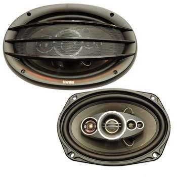 اسپیکر خودرو مارشال مدل ME-6953 بسته دو عددی