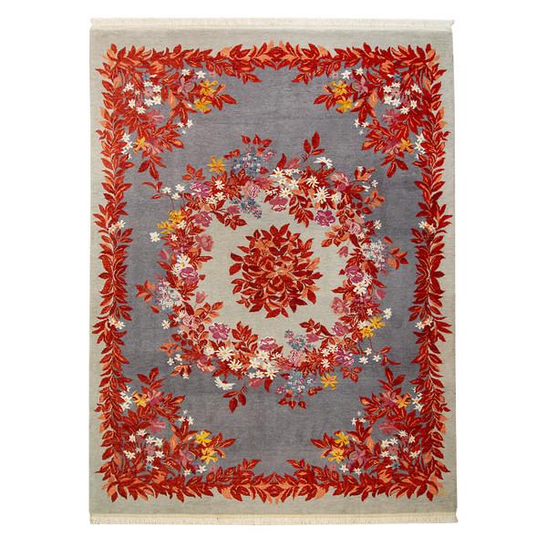 فرش دستباف چهار متری فرش فراهان کد 121365