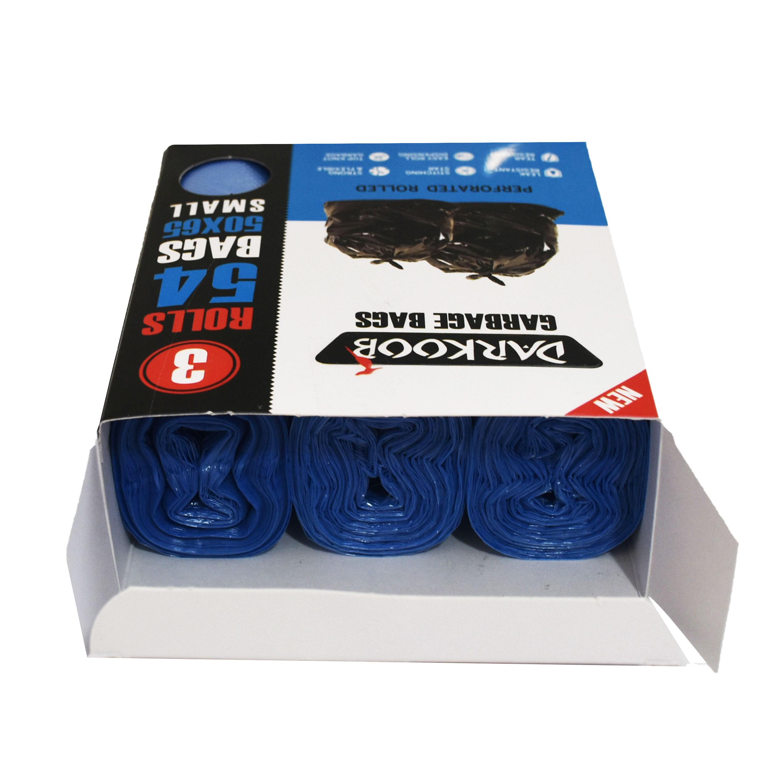 کیسه زباله دارکوب مدل Sh0043.2 بسته 54 عددی