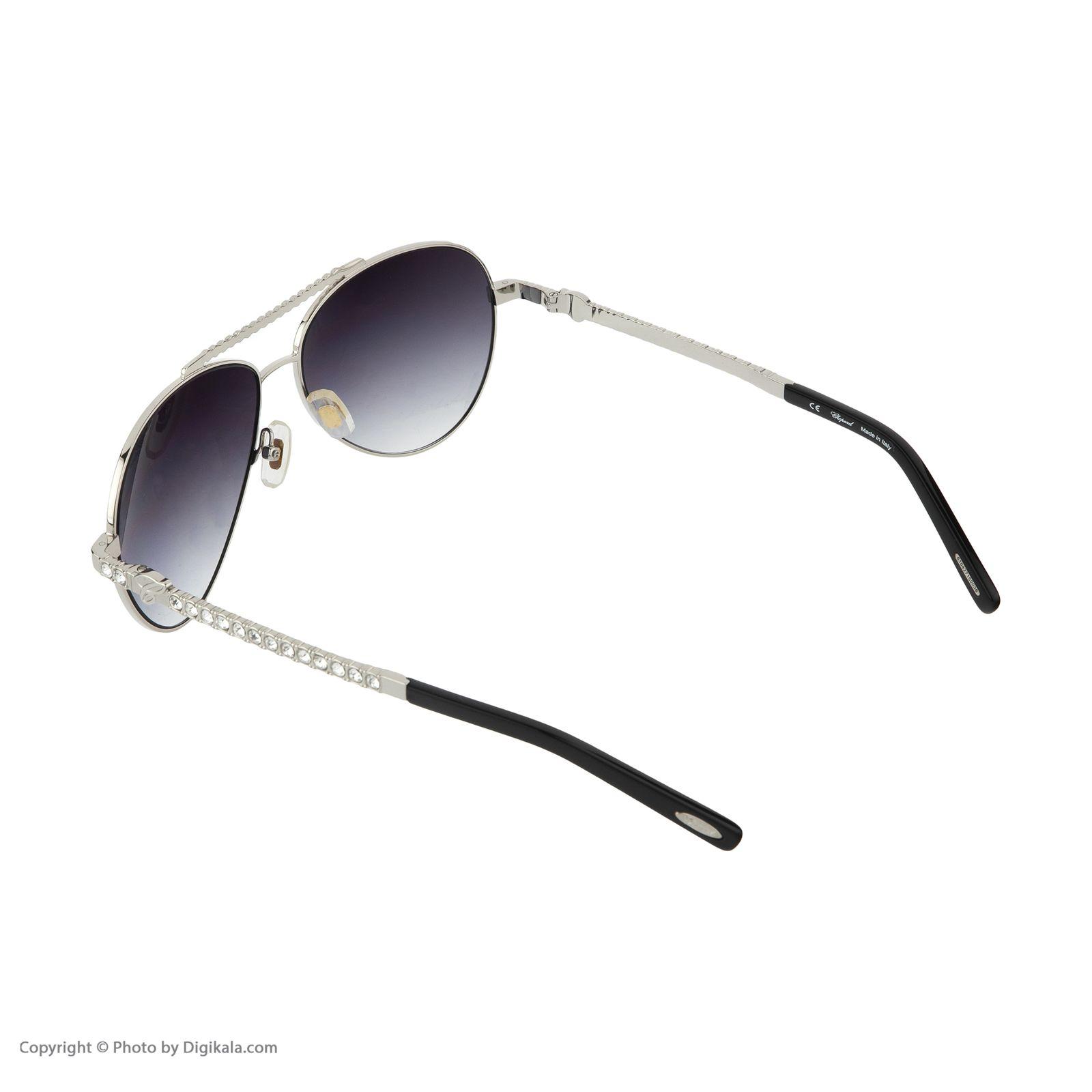 عینک آفتابی زنانه شوپارد مدل 58 -  - 4