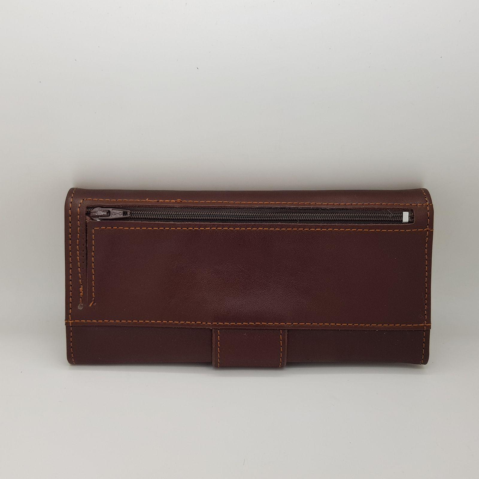 کیف پول زنانه چرم دیاکو مدل 315 -  - 19