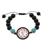 دستبند زنانه ناکسیگو طرح آیناز کد BR4105