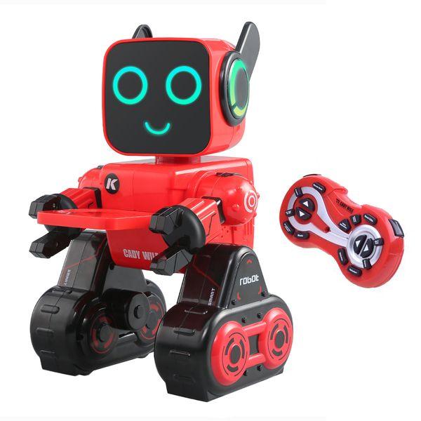 ربات کنترلی مدل Cady Wile