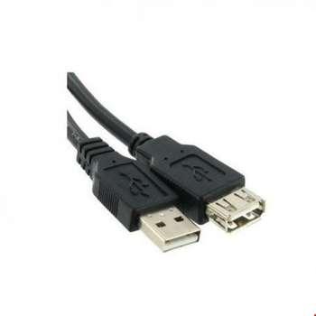 کابل افزایش طول USB.2 مدل DET-1 طول 1.5 متر