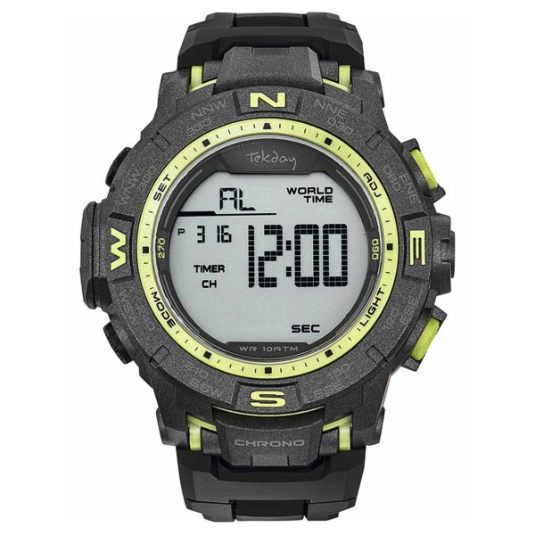 ساعت مچی دیجیتال مردانه تِک دی مدل 655853