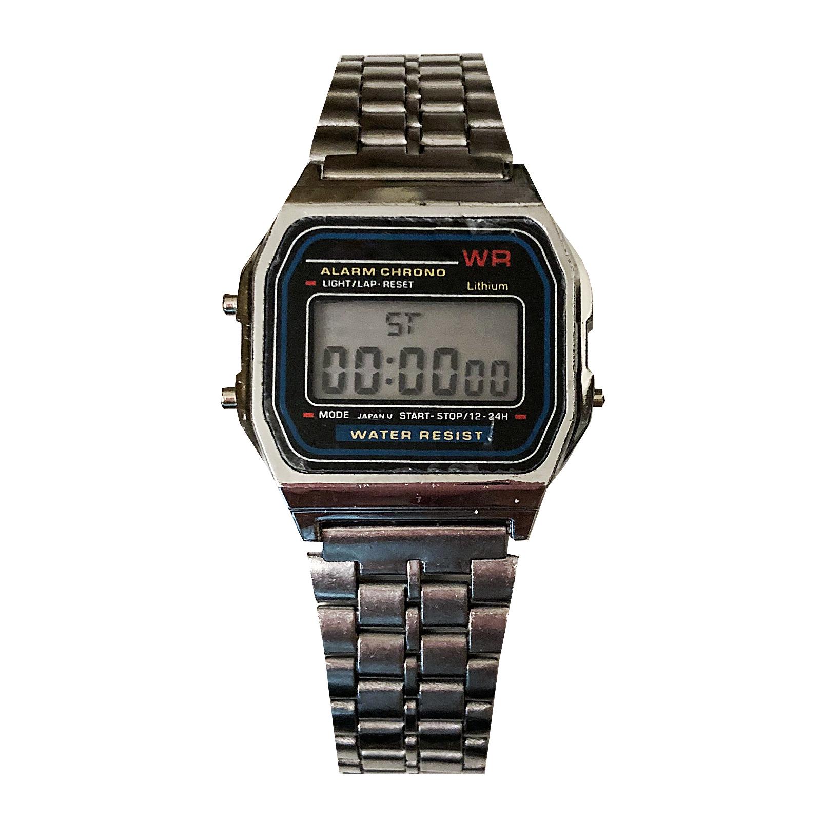 ساعت مچی دیجیتال مدل WRS047