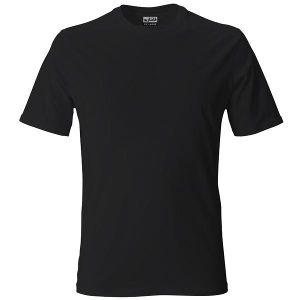 تیشرت مردانه فانتازیو کد 211 رنگ مشکی