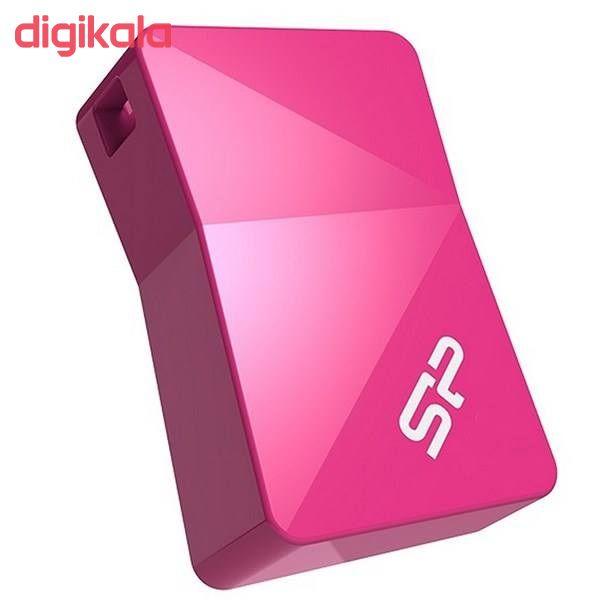 فلش مموری سیلیکون پاور مدل Touch T08 ظرفیت 32 گیگابایت main 1 3