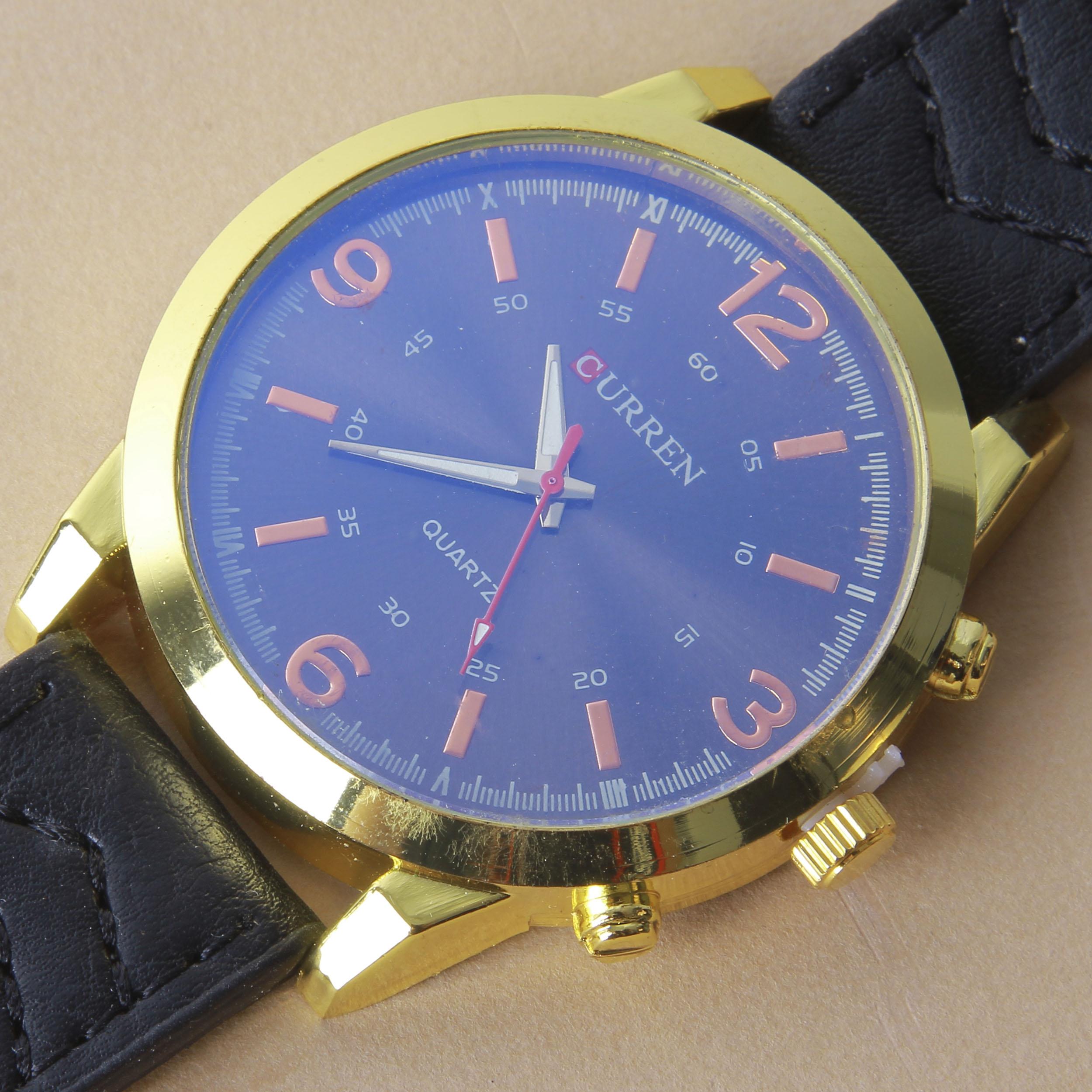 ساعت مچی عقربه ای مردانه کد WHM_109              ارزان