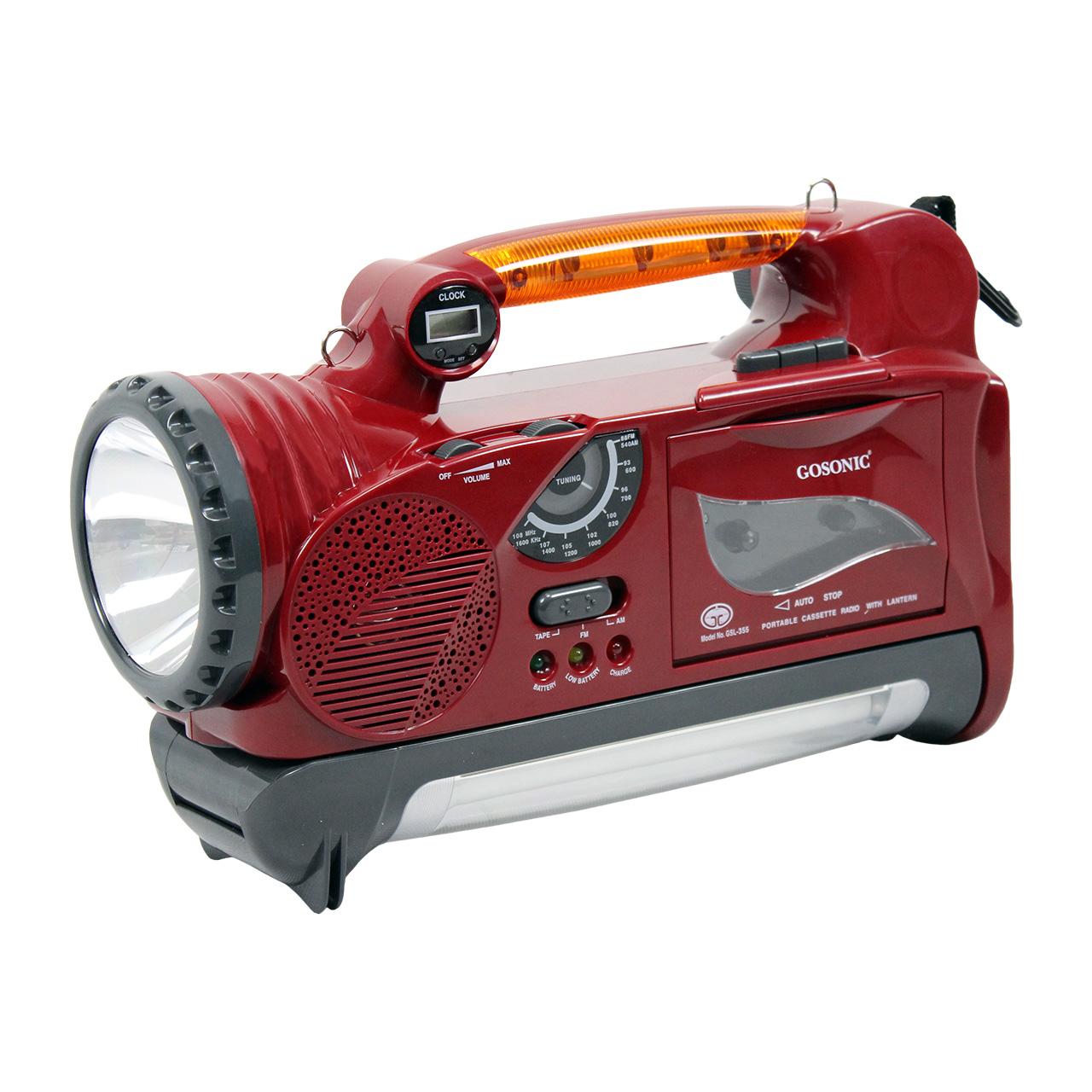نور افکن دستی گوسونیک مدل 355