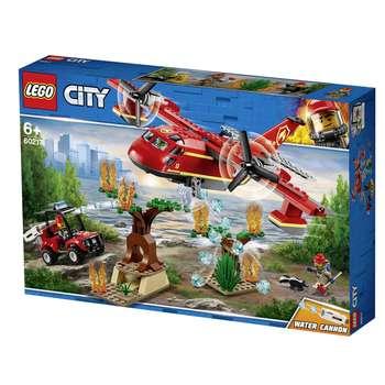 لگو سری شهر مدل Fire Plane 60217