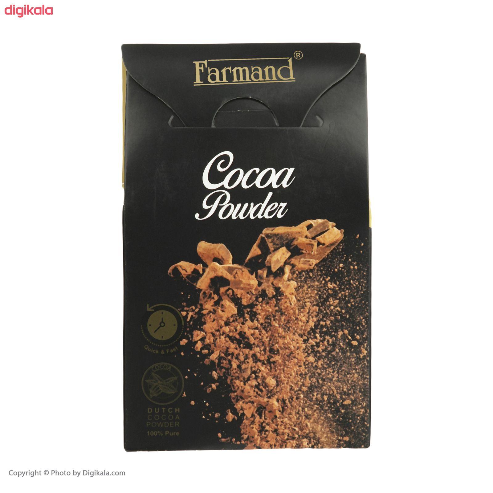 پودر کاکائو فرمند مقدار 50 گرم main 1 1