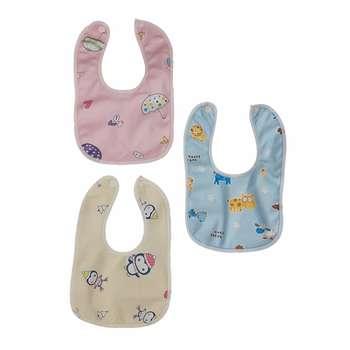 پیشبند نوزادی مدل T3 مجموعه ۳ عددی