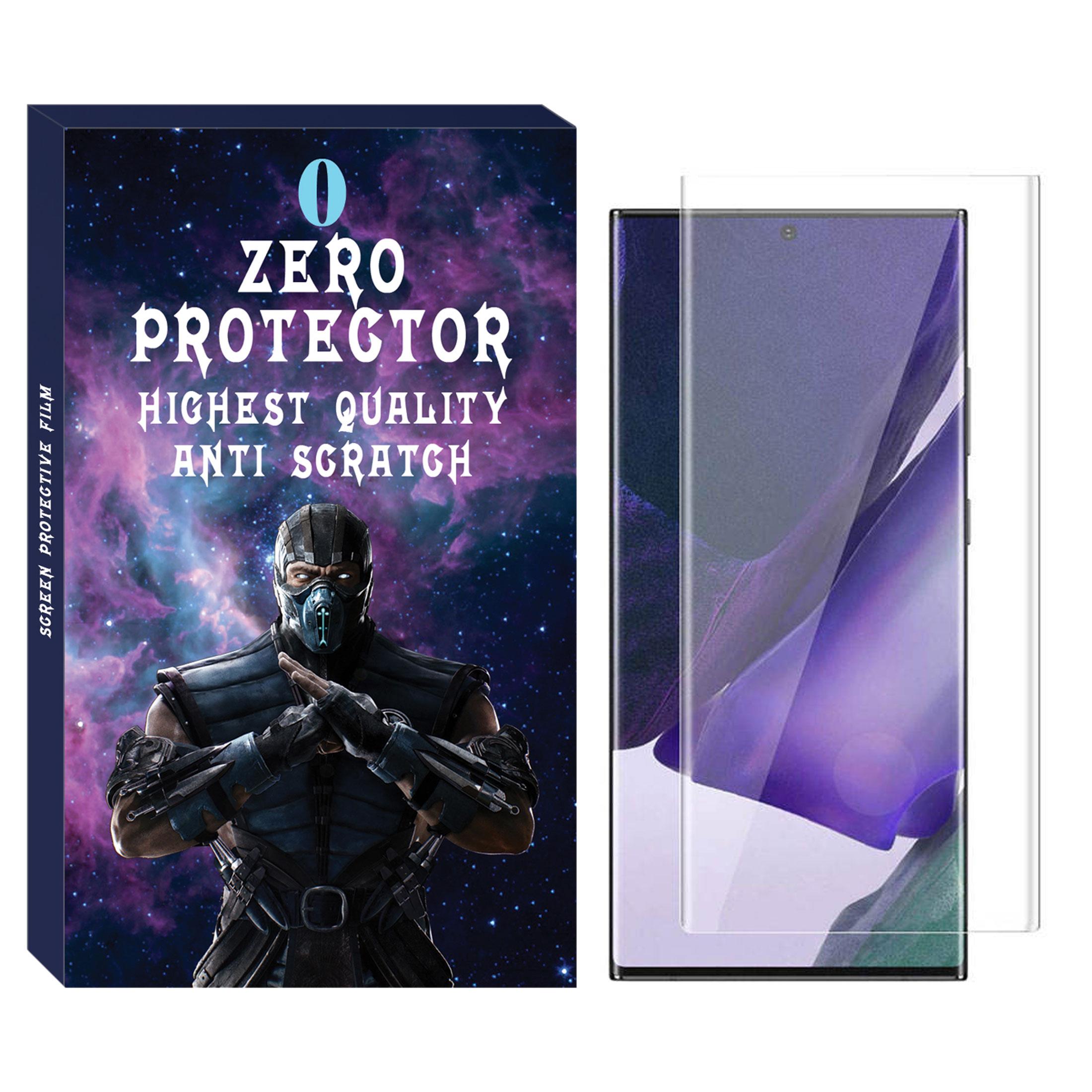 محافظ صفحه نمایش یووی لایت زیرو مدل UVZ-01 مناسب برای گوشی موبایل سامسونگ Galaxy Note 20 Ultra              ( قیمت و خرید)