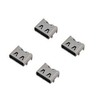 سوکت شارژ مدل USB مادگی بسته 4 عددی