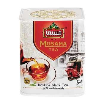 چای سیاه شکسته خارجی مسما - 450 گرم