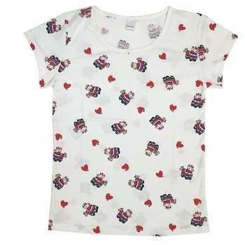 تی شرت زنانه مدل AG_4065
