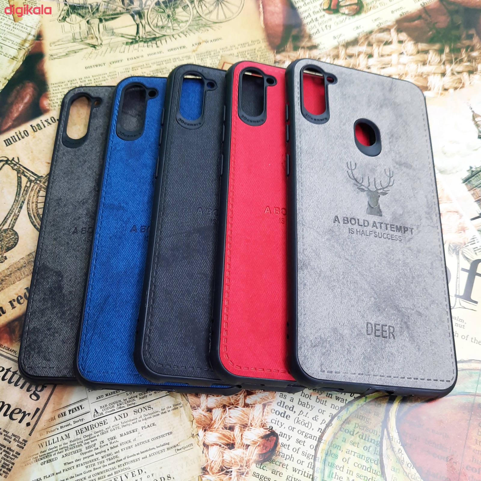 کاور مدل CO505 طرح گوزن مناسب برای گوشی موبایل سامسونگ Galaxy A11 main 1 5