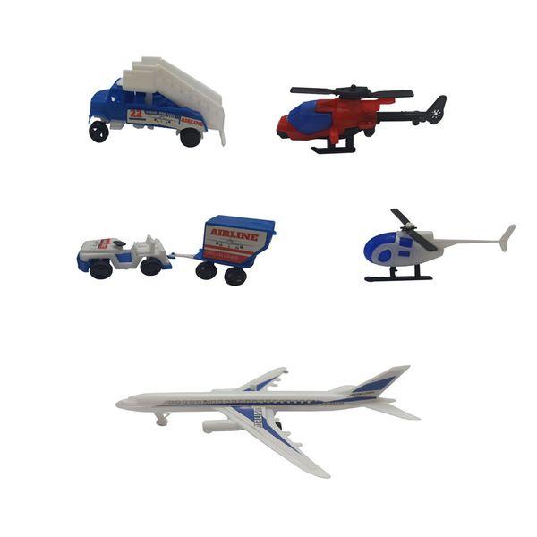ست اسباب بازی فرودگاه آتا تویز مدل naabsell-D1