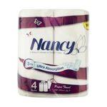 دستمال حوله کاغذی نانسی بسته 4 عددی thumb