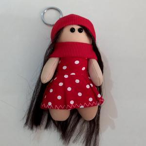 جاکلیدی دخترانه مدل عروسک