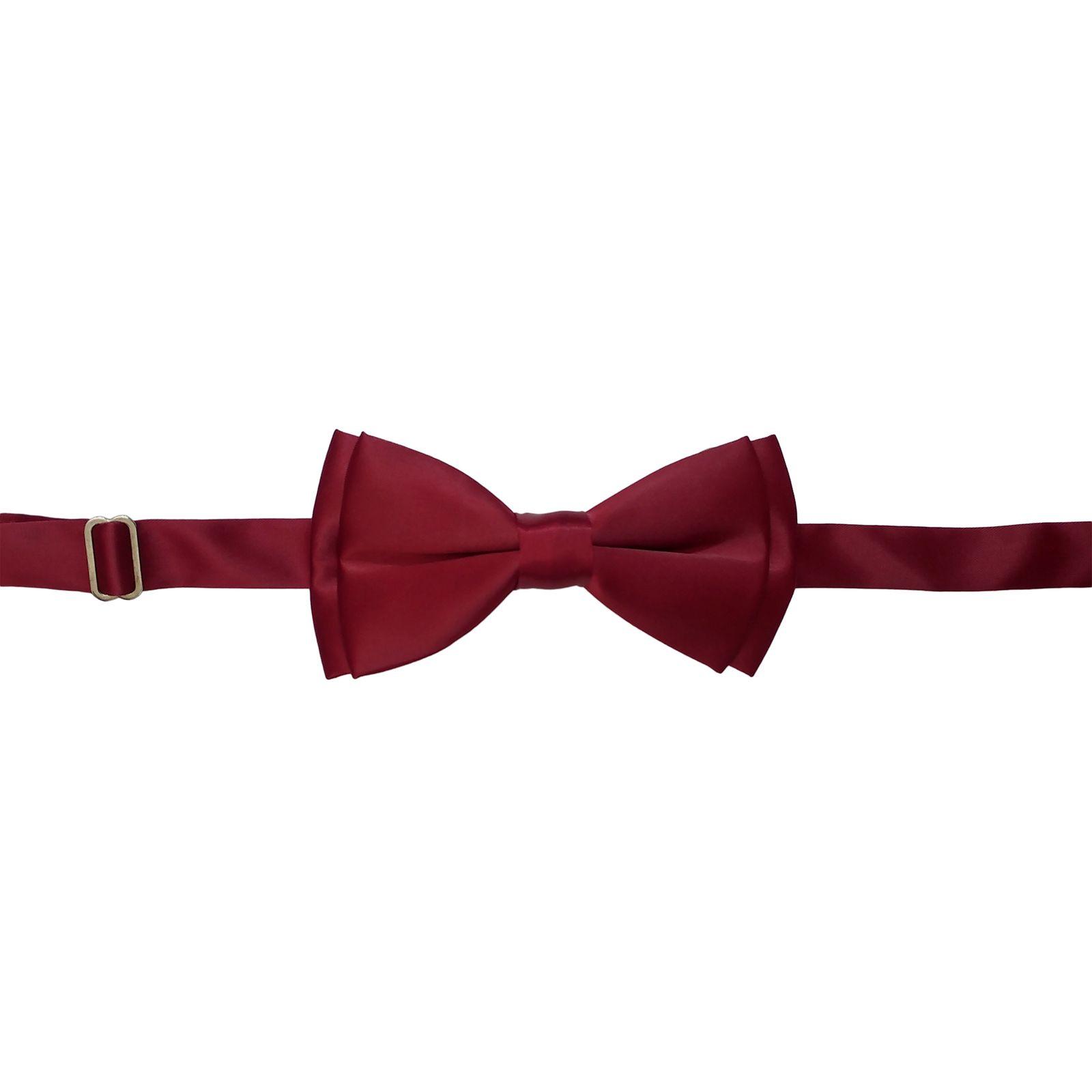 ست کراوات و پاپیون مردانه کد G -  - 5